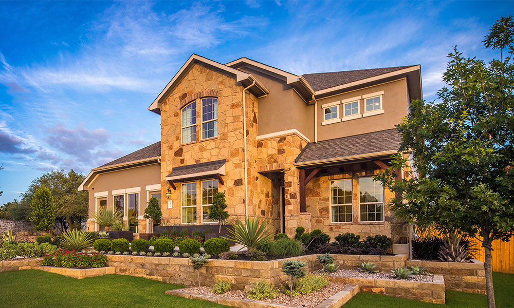 M/I Homes at Parkside at Mayfield Ranch