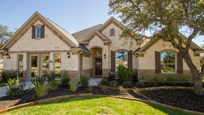 Lennar Homes at Highlands at Mayfield Ranch