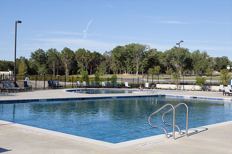 Site Plan Amp Amenities Highlands At Mayfield Ranch New