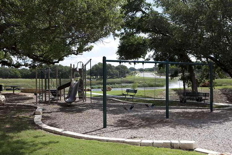 Site Plan Amenities Highlands At Mayfield Ranch New